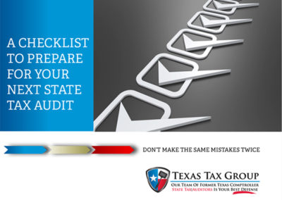 A Checklist to Prepare for Your Next Audit: Don't Make the Same Mistakes Twice
